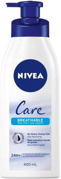 Nivea care Breathable Body Lotion | 400ml