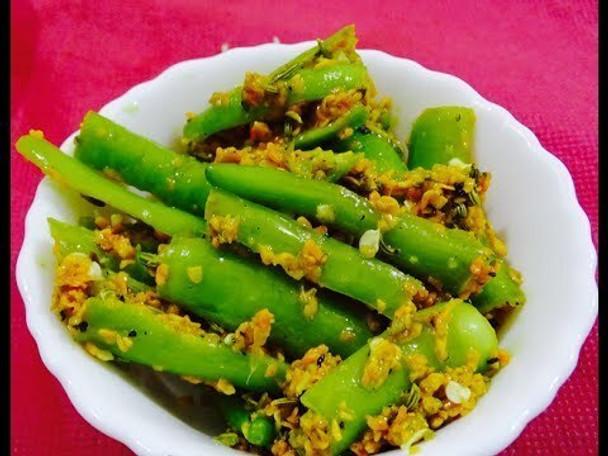 Surati Lime Hot Pickle 10OZ Surati