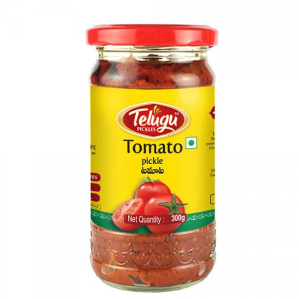 Telugu Tomato Pickle 300GmTelugu