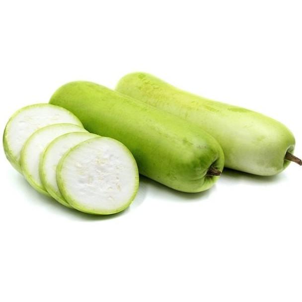 Fresh Veg Long Squash/Dudhi - 1 Piece Medium Size
