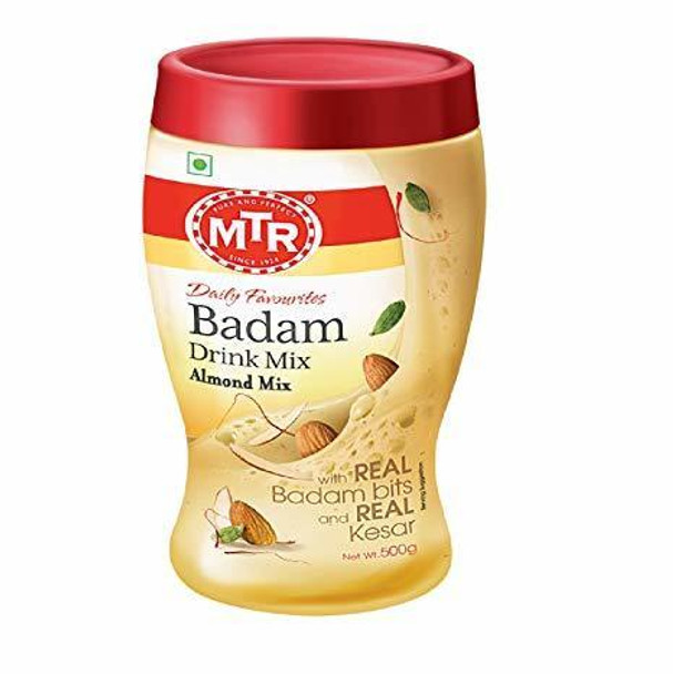 Mtr Badam Drink Mix 500g - MTR