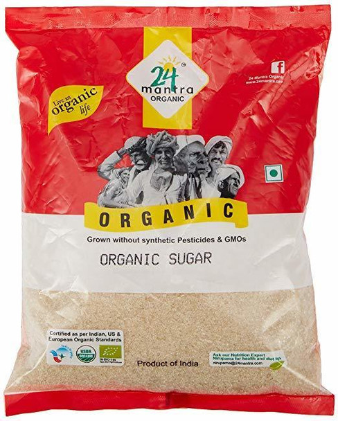 24 Mantra Organic Coconut Sugar - 24 Mantra