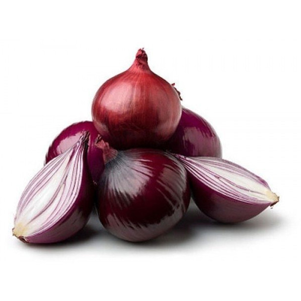 Fresh Veg Red Onions 1 Lb