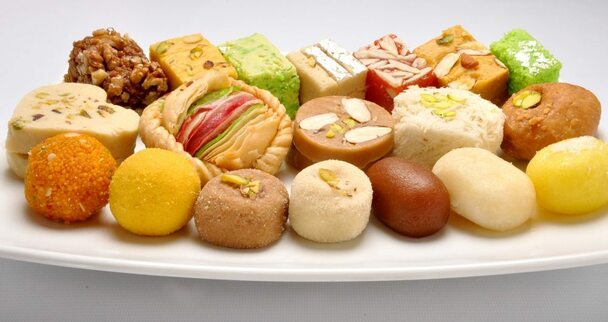 Festive Fresh Mixed Sweets - 1 lb