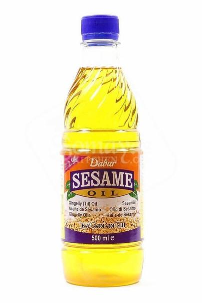 Dabur Sesame Oil/Gingelly Oil 1Ltr - Dabur