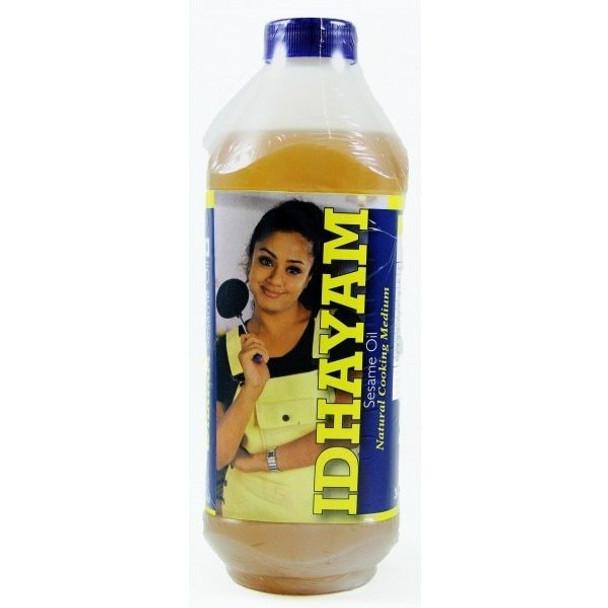 Idhayam Sesame Oil1Ltr - Idhayam