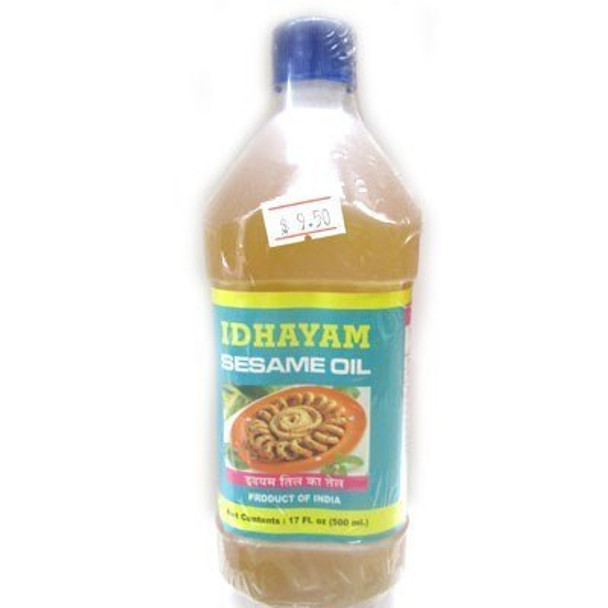 Idhayam Sesame Oil 2Lt - Idhayam