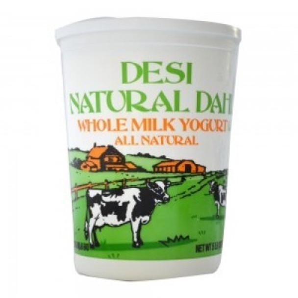 Desi Whole Milk Yogurt 2lbs - Desi