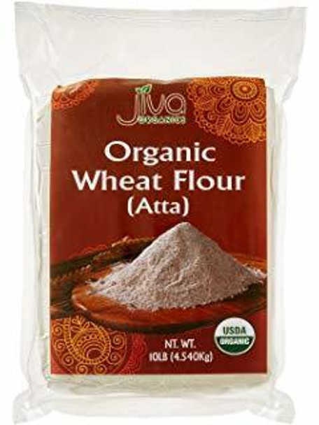 Jiva Organic Multigrain Flour - Jiva