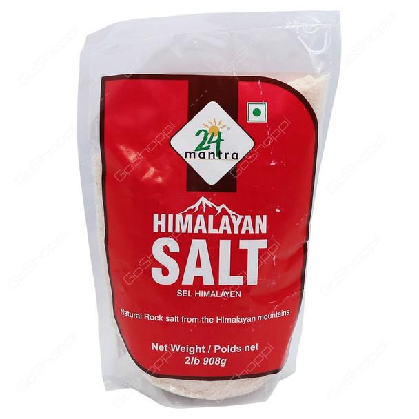 24 Mantra Himalayan Salt 2lb - 24 Mantra
