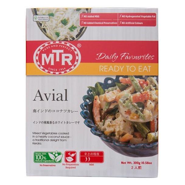 Mtr Avial 300gm - Mtr