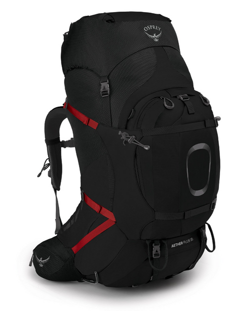 Aether Plus 85 in Black S/M