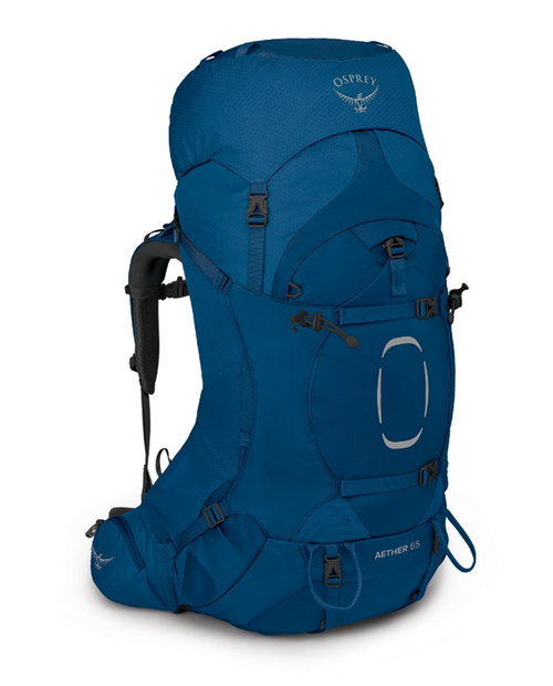 Aether 65 in Deep Water Blue L/XL