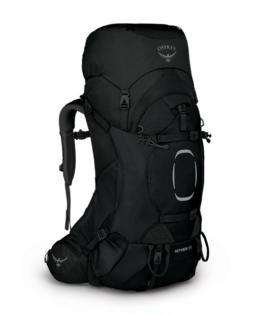 Aether 55 in Black S/M
