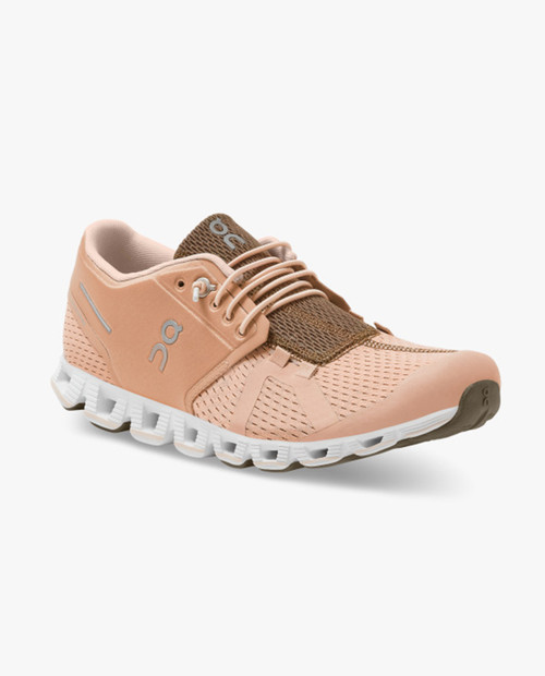 ON RUNNING Women's Cloud in Rosebrown / Camo