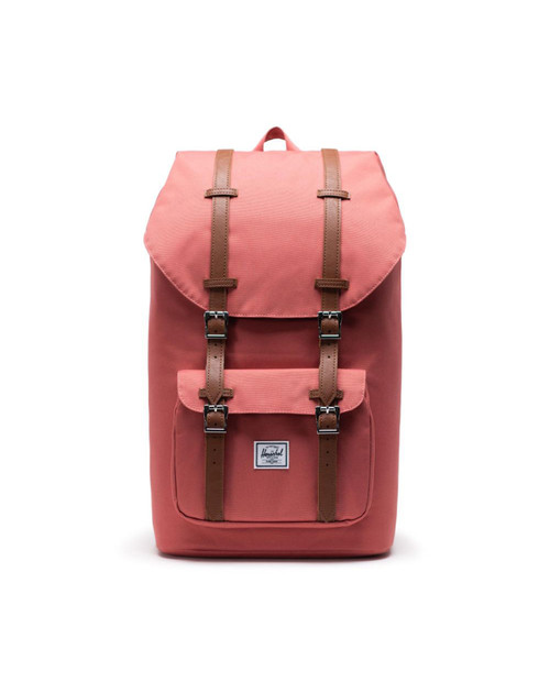 Herschel Little America Backpacks in Dusty Cedar