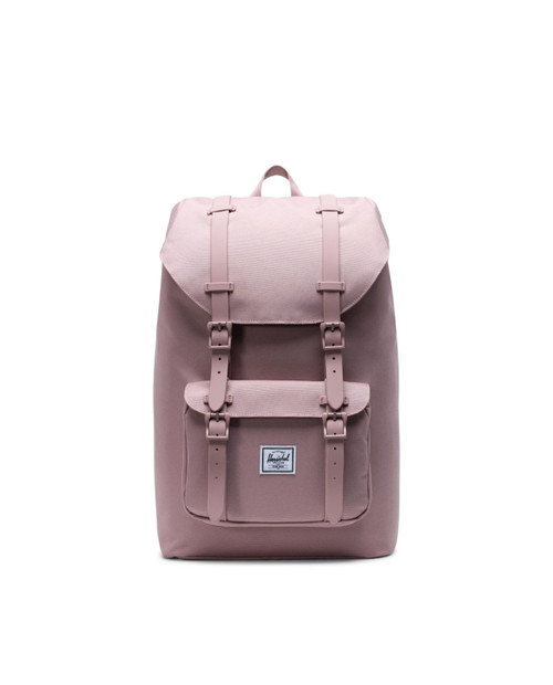 Herschel Little America Mid-Volume Backpack in  Ash Rose