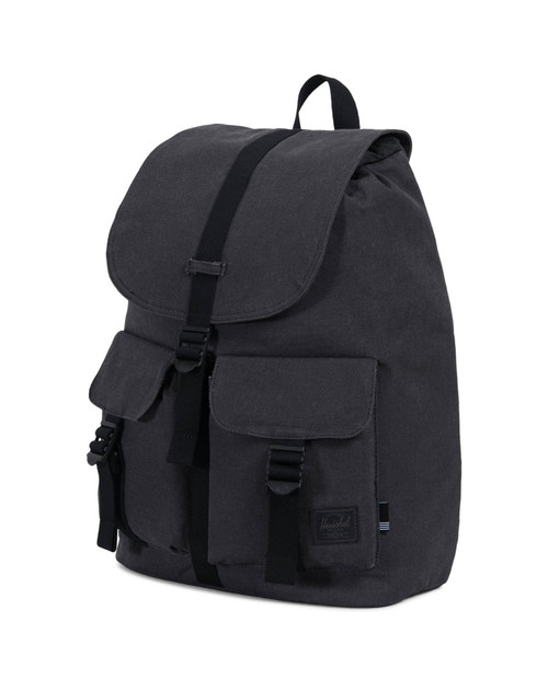 Dawson Backpack in Black Crosshatch