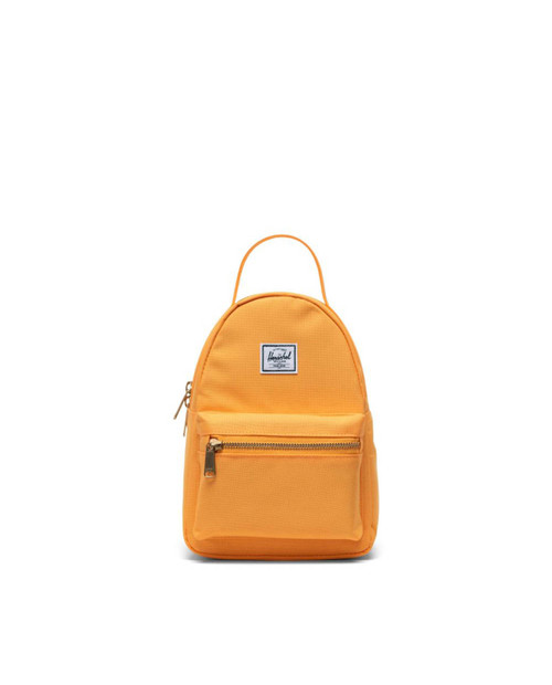 Nova Mini Backpack in Blazing Orange