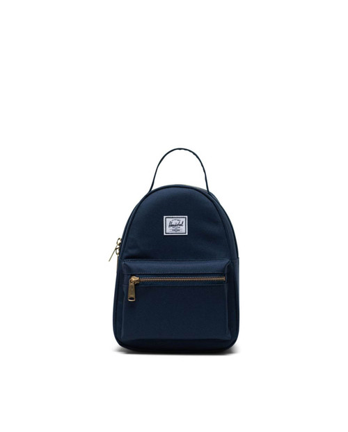 Nova Mini Backpack in Navy
