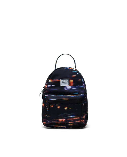 Nova Mini Backpack in Night Lights