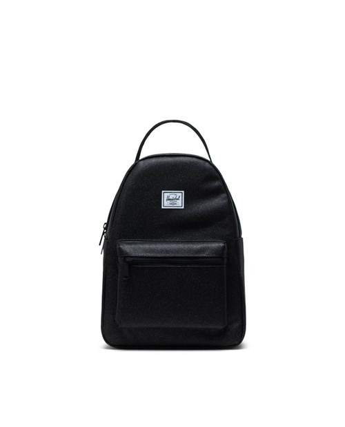 Nova Small Backpack in Black Sparkle