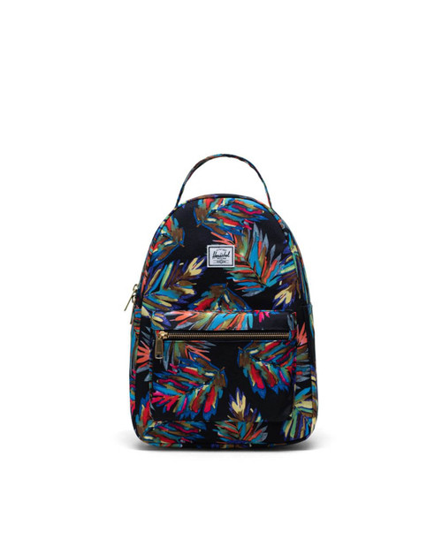 Nova Small Backpack  in Painted Palm