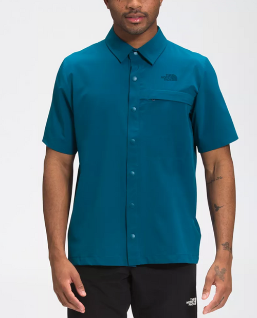 THE NORTH FACE Mens First Trail S/S Shirt