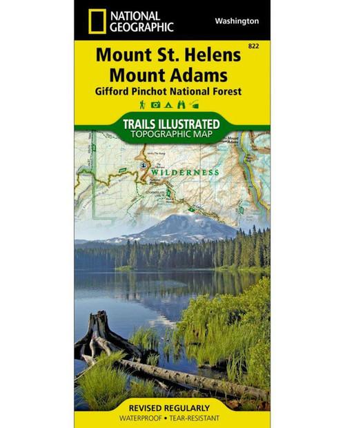 Mt St Helens Adams #822 Washington