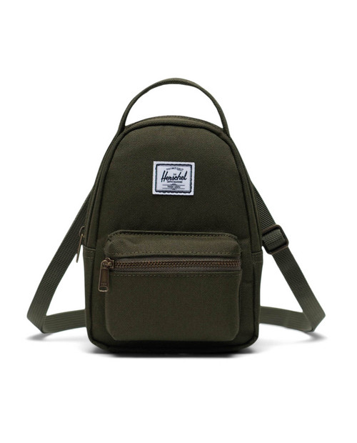 Nova Crossbody in Ivy Green