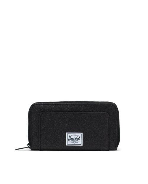 HERSCHEL Thomas RFID Wallet in Black Sparkle