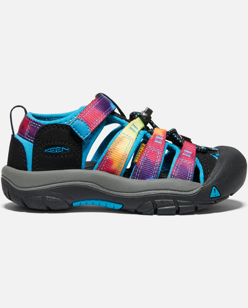 Childrens Newport H2 in Rainbow Tie Dye