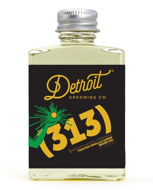 DETROIT GROOMING CO 313 Beard Oil