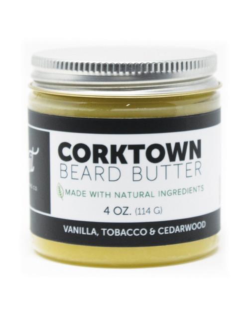 DETROIT GROOMING CO Corktown Beard Butter 4oz