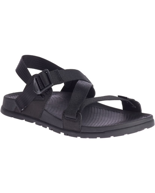 Womens Lowdown Sandal - Black
