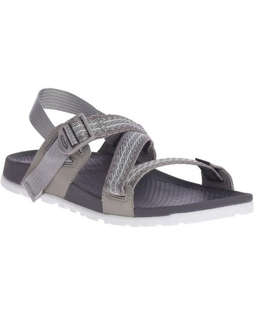 Womens Lowdown Sandal - Pully Gray