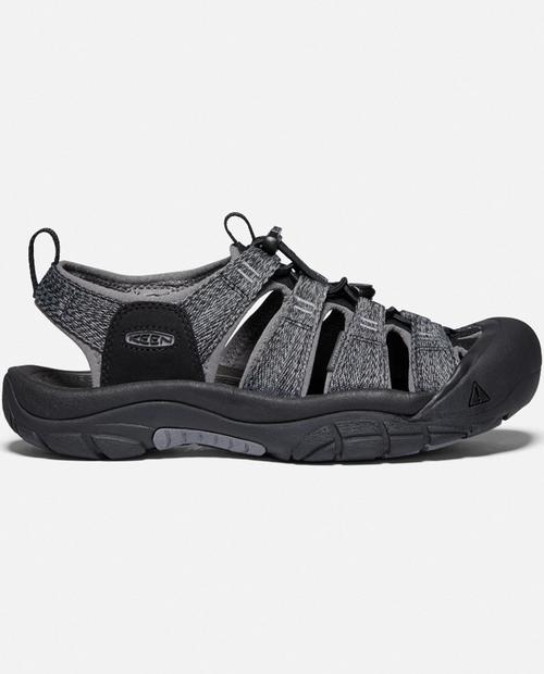 Mens NEWPORT H2 in Black / Steel Grey