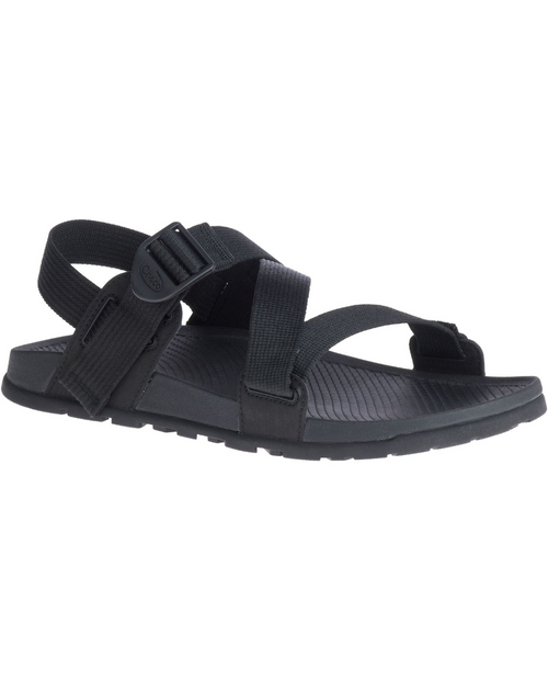 Mens Lowdown Sandal - Black