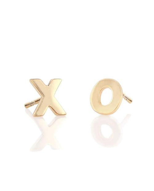 KRIS NATIONS XO Stud Earrings