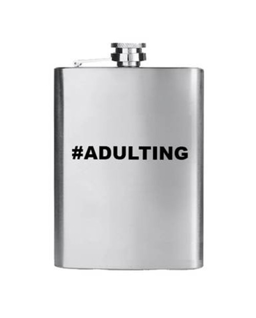 Adulting Flask