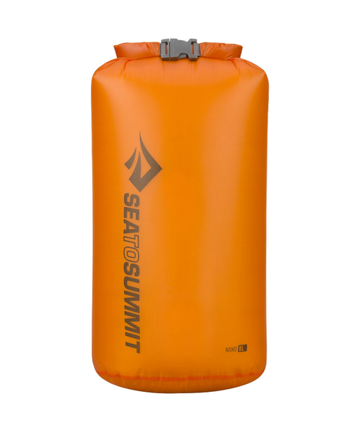 UltraSil NANO Dry Sack 8L in Orange