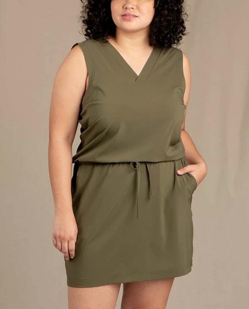 Womens Sunkissed Liv Dress