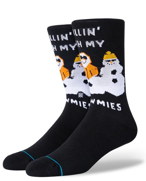 STANCE Mens Snowmies Chillin