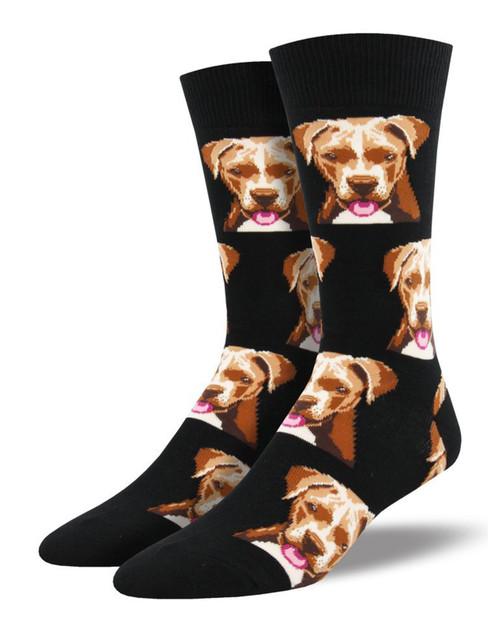 SOCKSMITH  Womens Pit Bull Socks