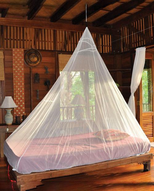 Single Camping Safari Bug Net
