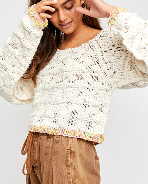 Womens West Palm Pullover