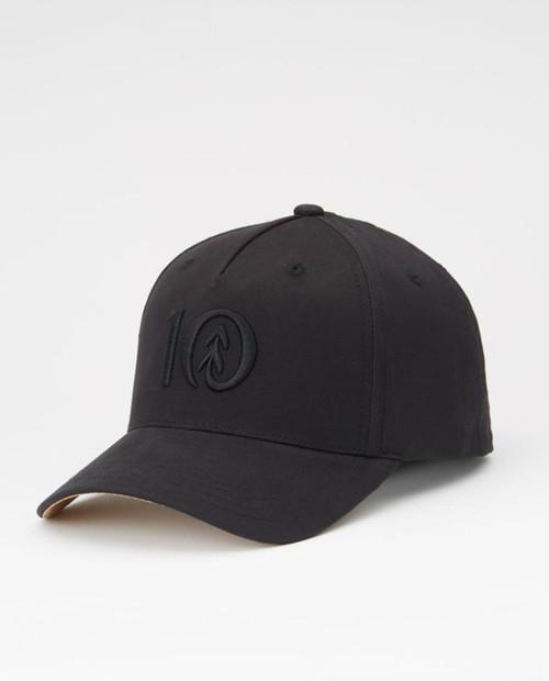 TEN TREE Logo Cork Brim Altitude Hat
