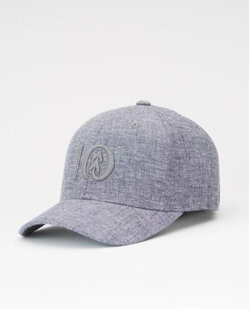 TEN TREE Logo Hemp Thicket Hat