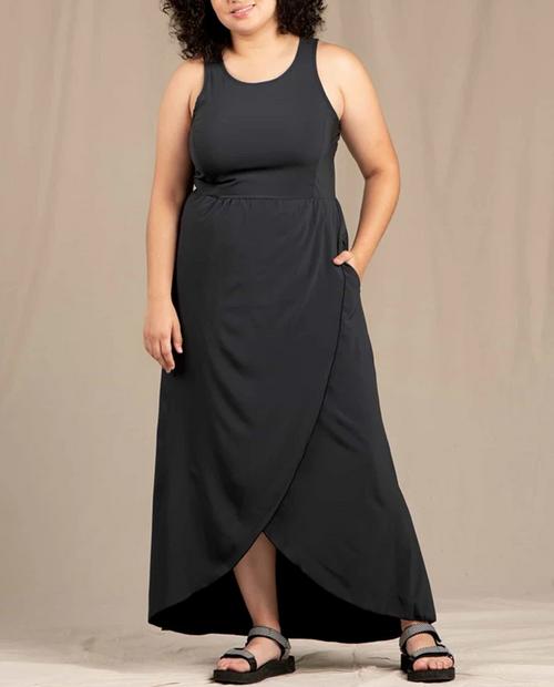 Womens Sunkissed Maxi Dress