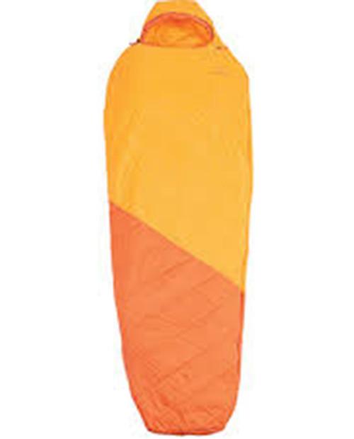 Saker II 35 Degree - Long in Orange